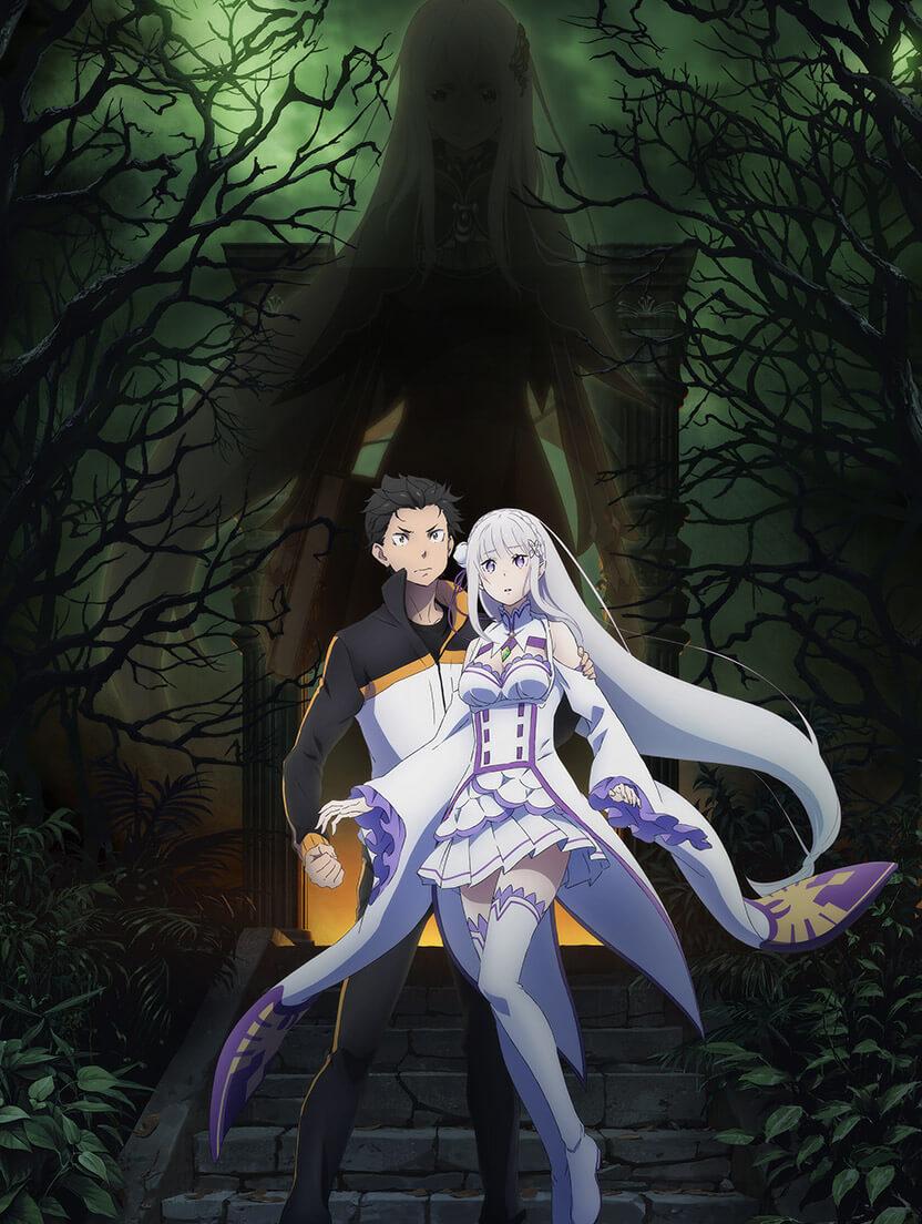 Re:ゼロから始める異世界生活 アニメ2期
